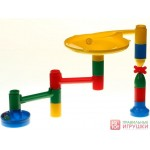 Конструктор TOTOTOYS Крутые виражи Marbulous Junior (16 дет. ) (282)