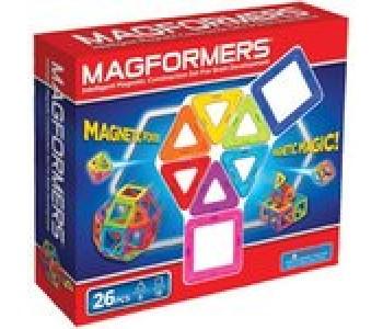 Магнитный конструктор MAGFORMERS 26 (63087)